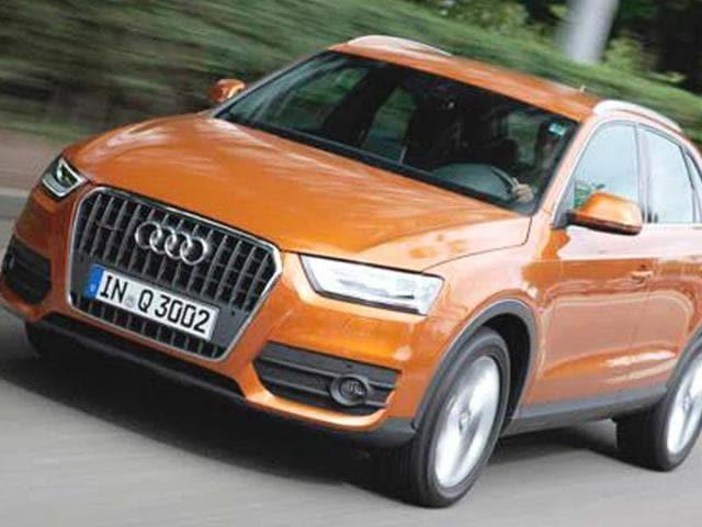 2011 Audi Q3 2.0 TDI