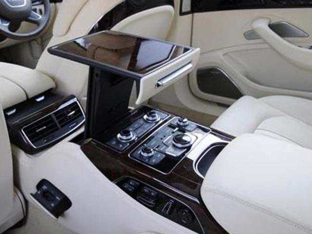 Audi A8 L 4.2 FSi Quattro Reviews