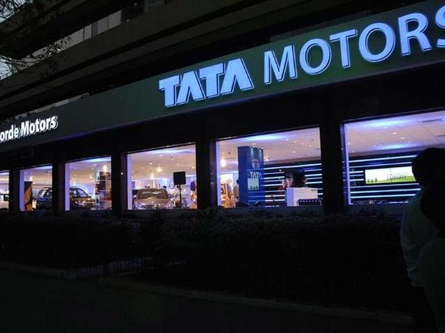 The new showroom in Mumbai incorporates video walls where customers can configure their cars using tablet PCs, along with a host of other features.