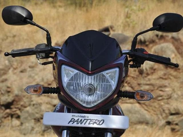 Mahindra Pantero review, test ride