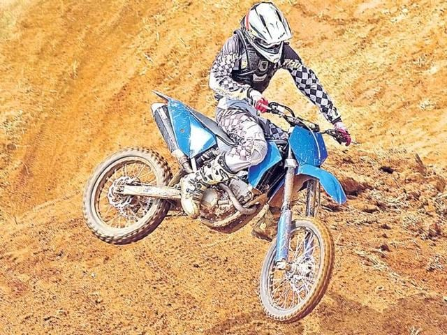 CS-Santosh-after-winning-the-National-Supercross-Championship-and-the-Raid-de-Himalaya-is-preparing-to-compete-in-a-4-000-km-cross-coutry-rally-in-Qatar-in-March-HT-file-photo