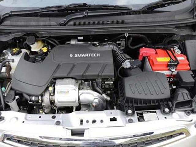 2011 Chevrolet Beat Diesel