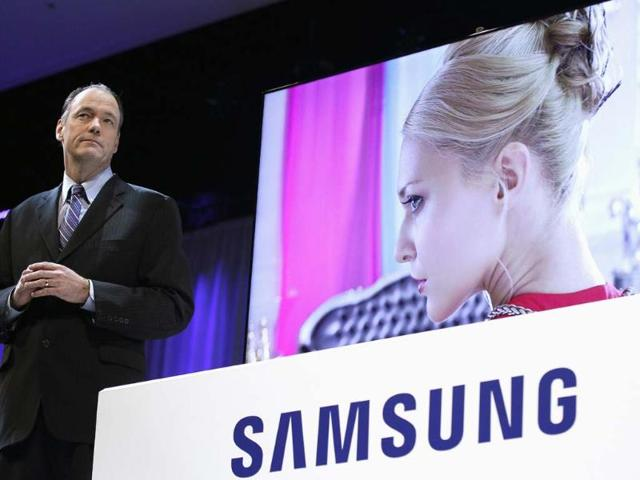 Samsung on track to become top home appliances maker