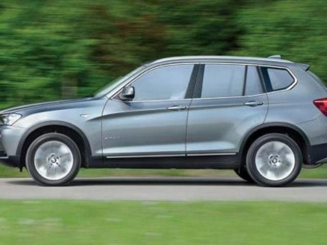 New BMW X3 review, test drive