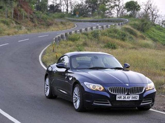 Bmw Z4 Autos Hindustan Times