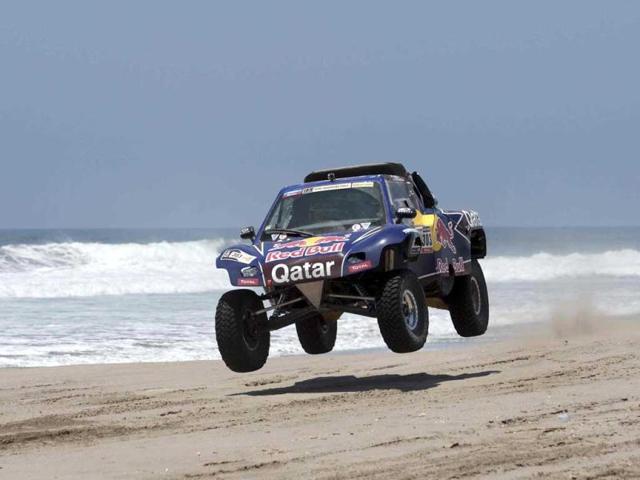 HT@Dakar: 'Injury not the reason for slide'