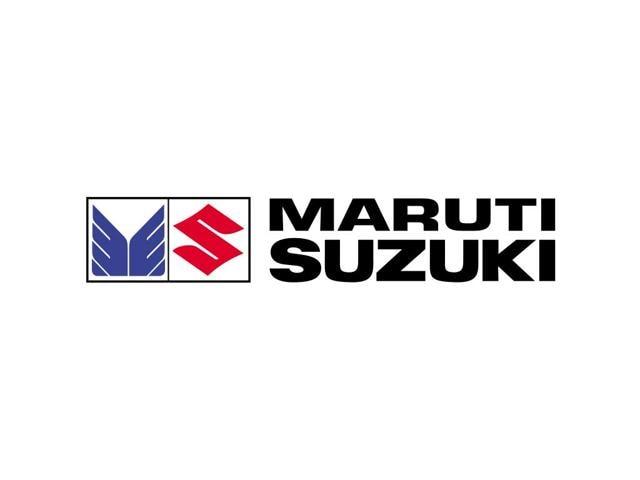 File photo of Maruti Suzuki logo.