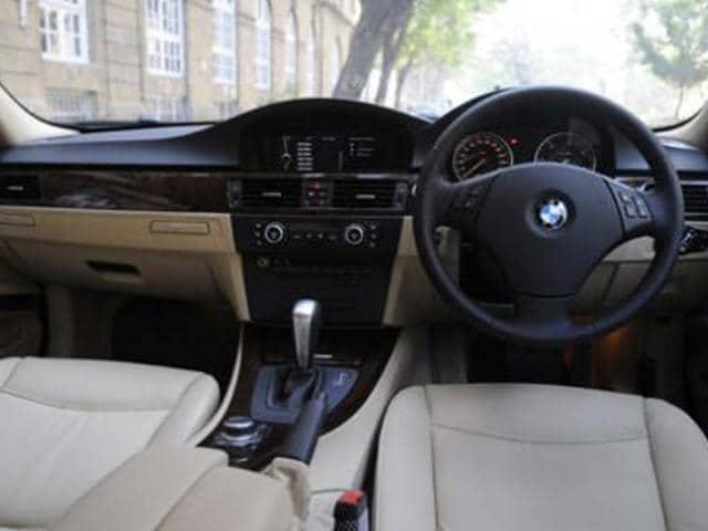 BMW 320d Highline
