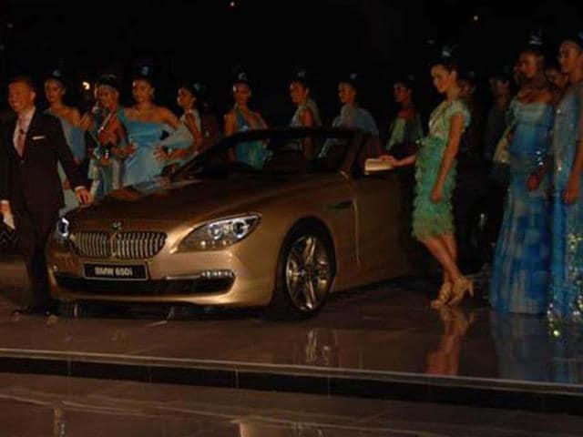 2011 BMW 650i