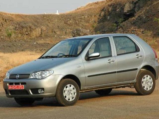 Fiat Palio Stile 1.1