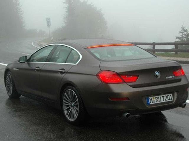 BMW 6-series Gran Coupé review, test drive