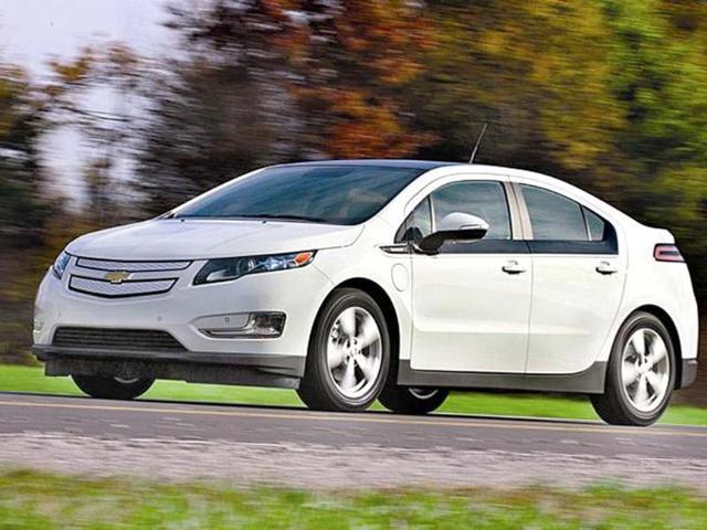 Chevrolet Volt review