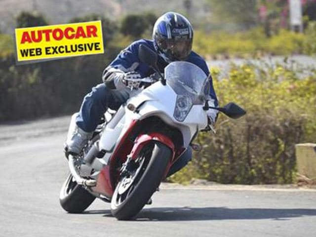 Hyosung GT650R review