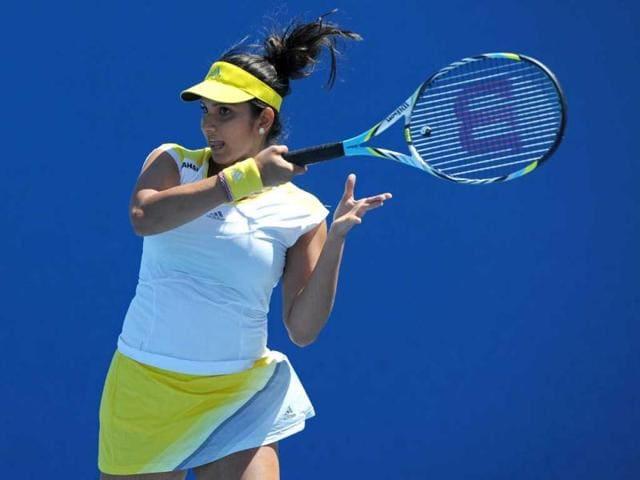 Sania Mirza,Martina Hingis,Miami Open