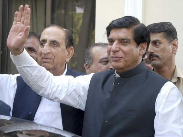 Ajmer Dargah market association,Pakistan Prime Minister,Raja Pervez Ashraf