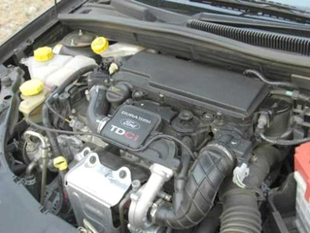 Ford Classic 1.4 TDCi