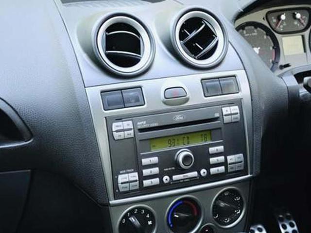Ford Fiesta 1.6 S (Classic)