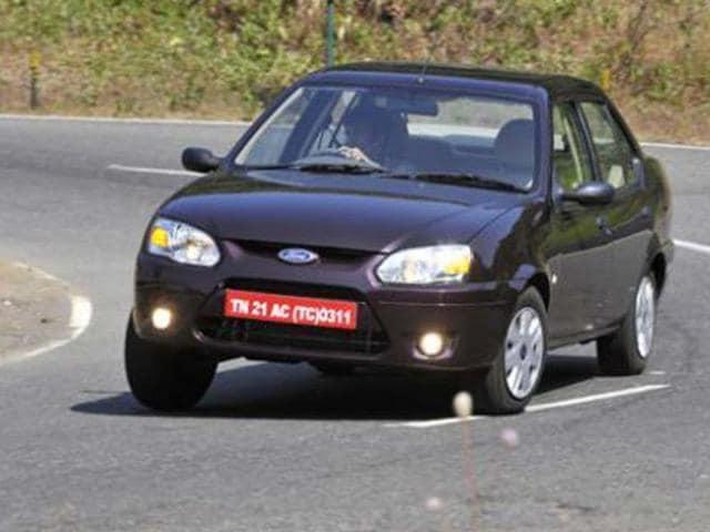 Ford Ikon TDCi Diesel