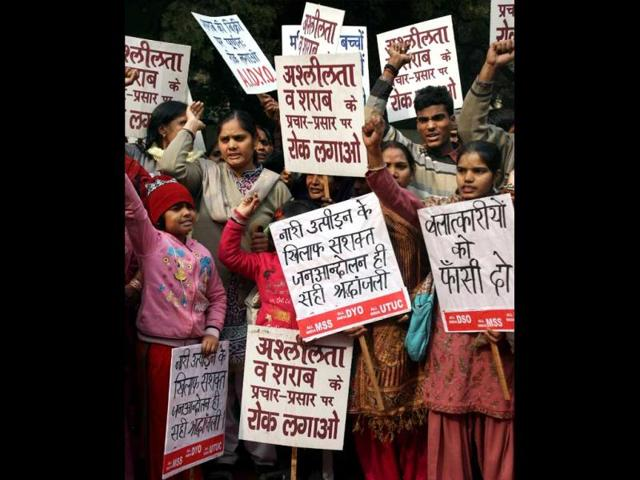 A country turns against its women: sexual violence now the norm in India