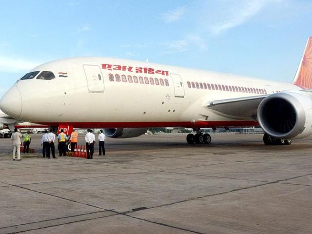 Boeing 787 Dreamliner,Air India,Amritsar