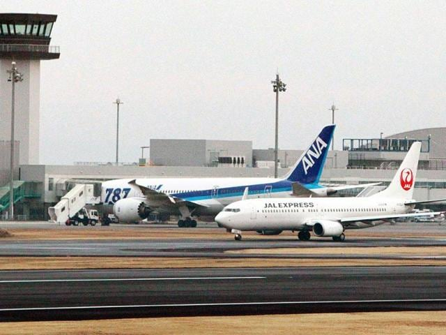 All Nippon Airways,Boeing 787,battery problems