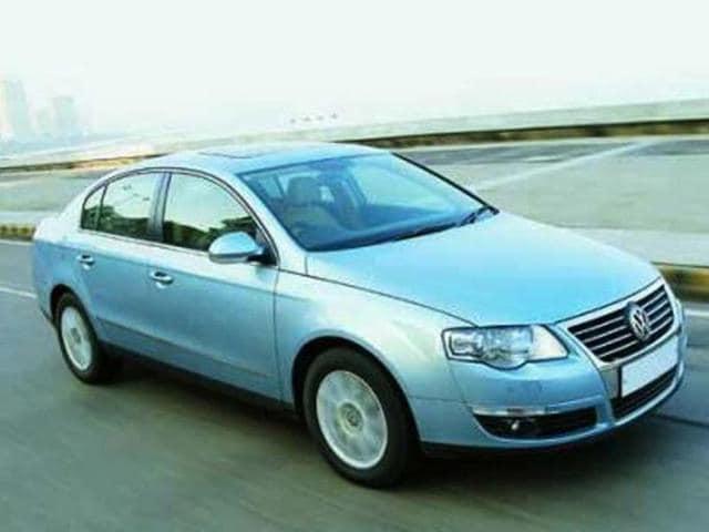 2010 Volkswagen Passat 2.0 TDi (Old)