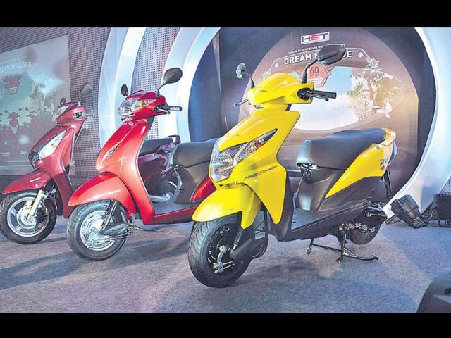 Honda Motorcycles Scooters India