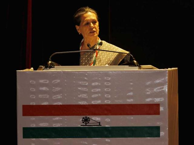 Caste-based reservations must continue: Sonia