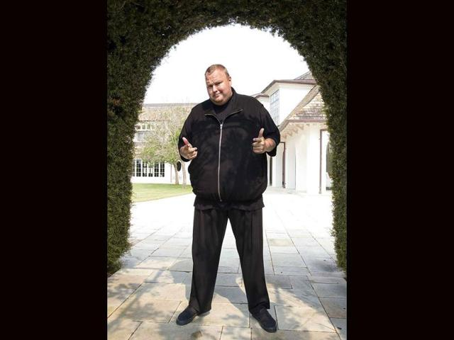 Kim-Dotcom-gestures-after-an-interview-with-Reuters-in-Auckland-Dotcom-is-launching-his-new-cloud-storage-service-Mega-at-his-Dotcom-Mansion-in-Coatsville-Auckland-tomorrow-Sunday-Reuters