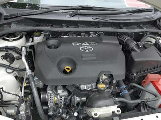 2010 Corolla Altis diesel