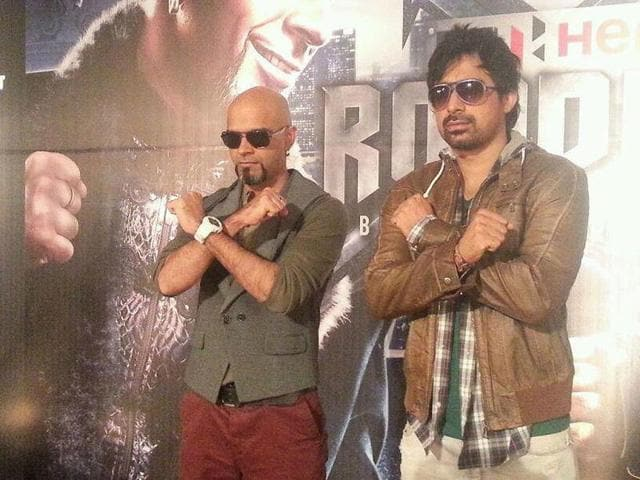 Raghu Ram, the rudest man on Indian television