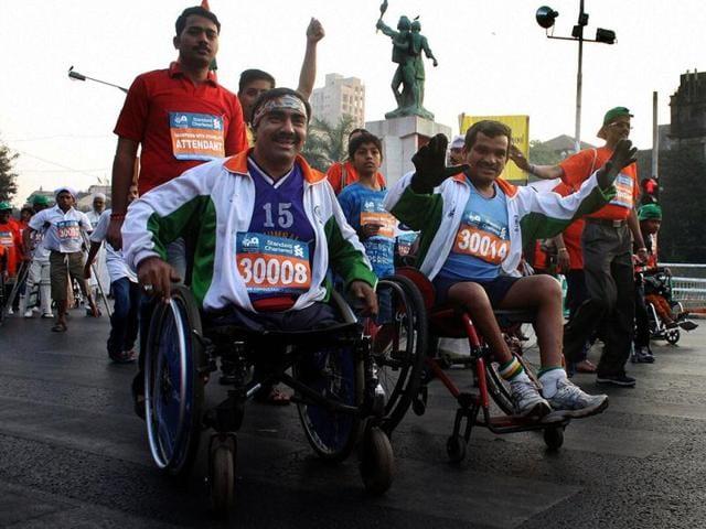 disabled,marathon,SPARC