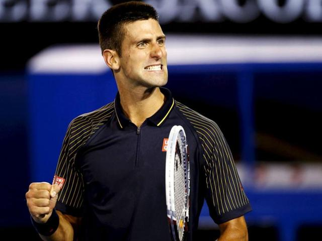 Djokovic rallies past Kohlschreiber at French Open