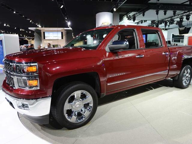 2013-Chevrolet-Silverado-pick-up-truck-Photo-AFP