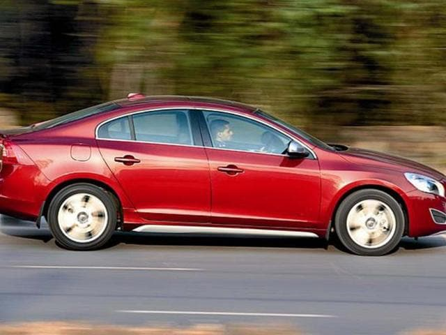 Volvo S60 D3 review, test drive