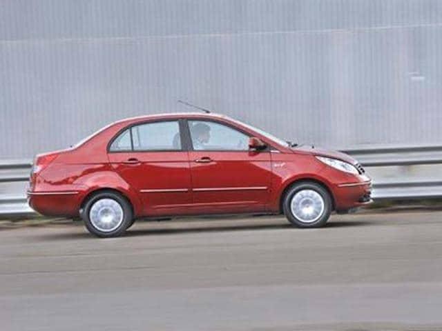 Tata Indigo Manza Quadrajet 1.3