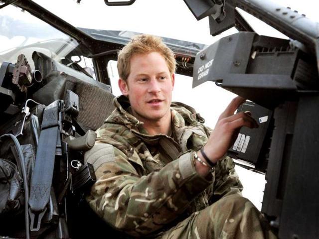 Prince Harry,Britain,military