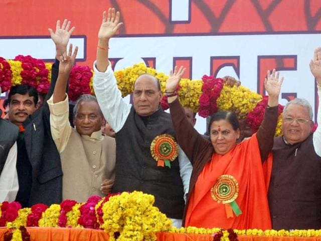 BJP keeps top guns guessing about their candidature in UP