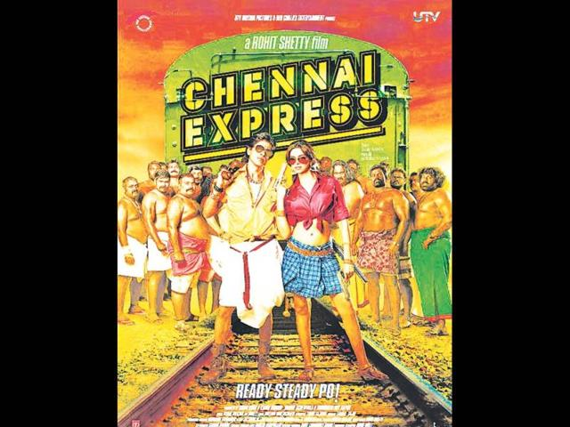 Will SRK say 'Chak de!' with 'Chennai Express'?