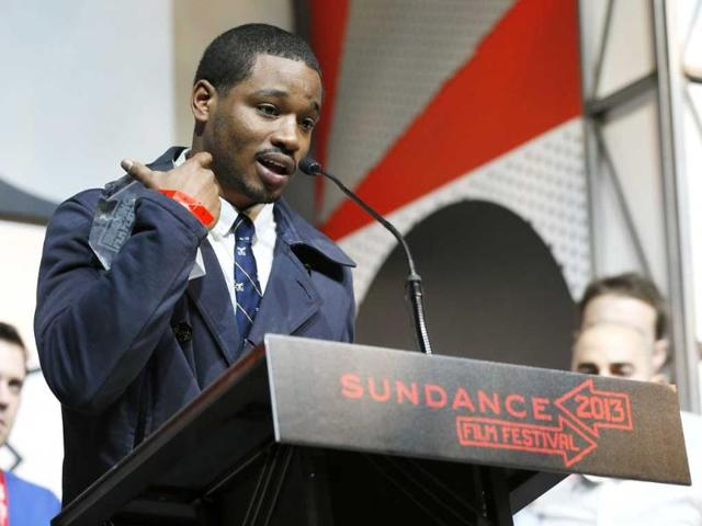 Director-and-screenwriter-Ryan-Coogler-accepts-the-US-Grand-Jury-Prize-Dramatic-for-Fruitvale-during-the-2013-Sundance-Film-Festival-Awards-Ceremony-in-Park-City-Utah-Danny-Moloshok-Invision-AP