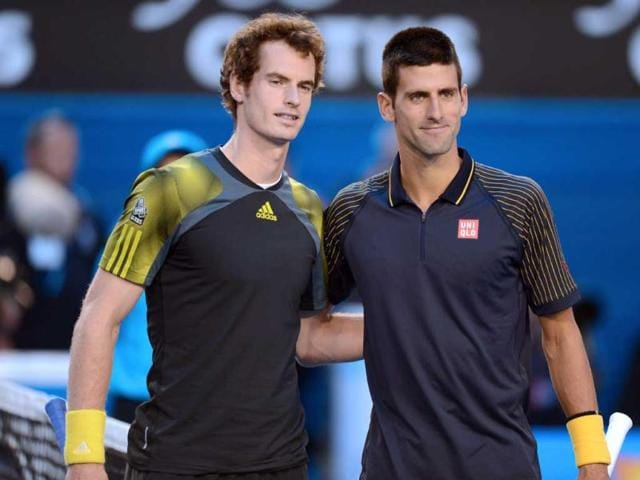 Andy Murray,Novak Djokovic,US Open