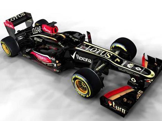 Lotus-launches-E21-to-kick-off-F1-2013