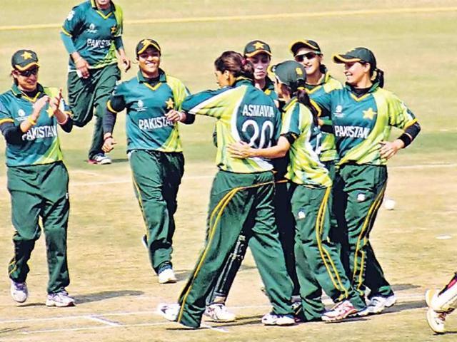 Pakistan blames women's flop in World Cup on security fears