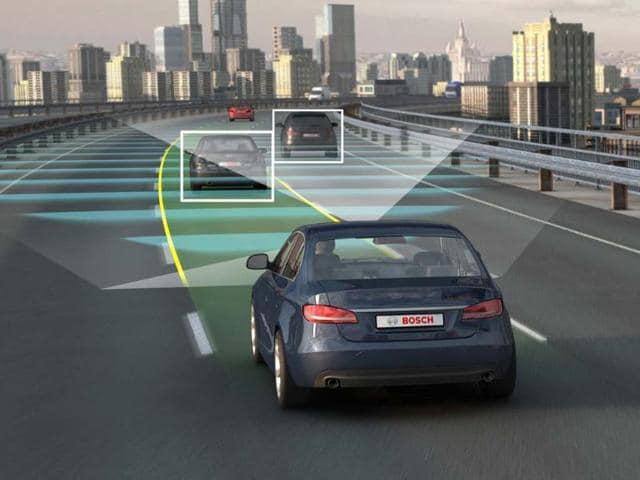 Bosch accelerates development of autonomous driving. Photo:AFP