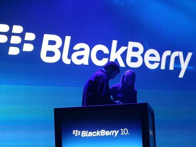 BlackBerry,Mike Lazaridis,Blackstone Group