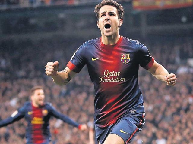 Cesc-Fabregas-celebrates-his-opener-against-Real-Madrid-in-the-King-s-Cup-semi-final-first-leg-match-AP-photo