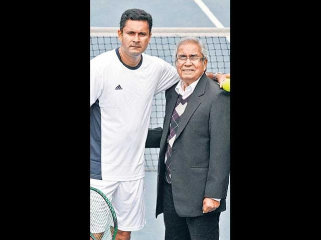 Proud moment for India coach Zeeshan and dad
