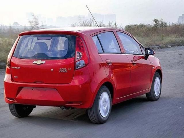 Chevrolet Sail U-VA review, test drive