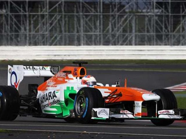 2013 force india