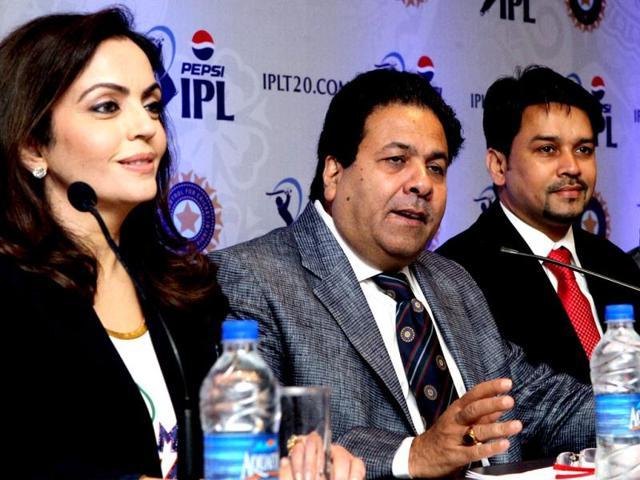 Rajeev Shukla,Indian Premier League,IPL